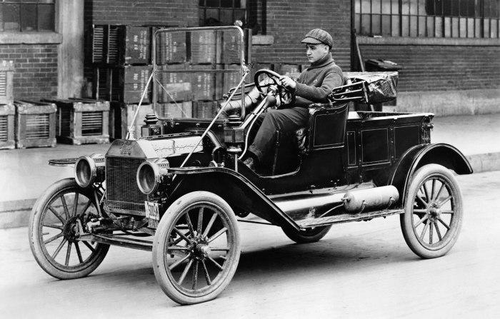 detroit ford model t